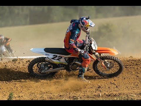 Ride on-board with Jonny Walker on the KTM 150 SX