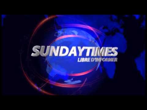 SUNDAY TIMES INTERVIEW de Ravi Rutnah