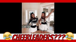 MOTHER VS TEEN CHEERLEADING COMPETITION | THE LEROYS