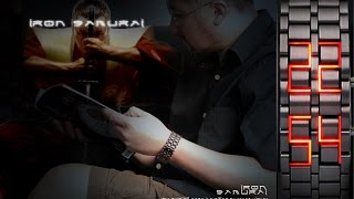 Недорогие наручные часы купить led часы Iron Samurai для мужчин(Крутые LED часы Iron Samurai себе или в подарок! Недорогие наручные часы купить Купить часы Ferrari http://ferrariwatchru.apishops.ru/..., 2014-07-19T21:18:27.000Z)