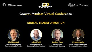Digital Transformation : Growth Mindset Virtual Conference