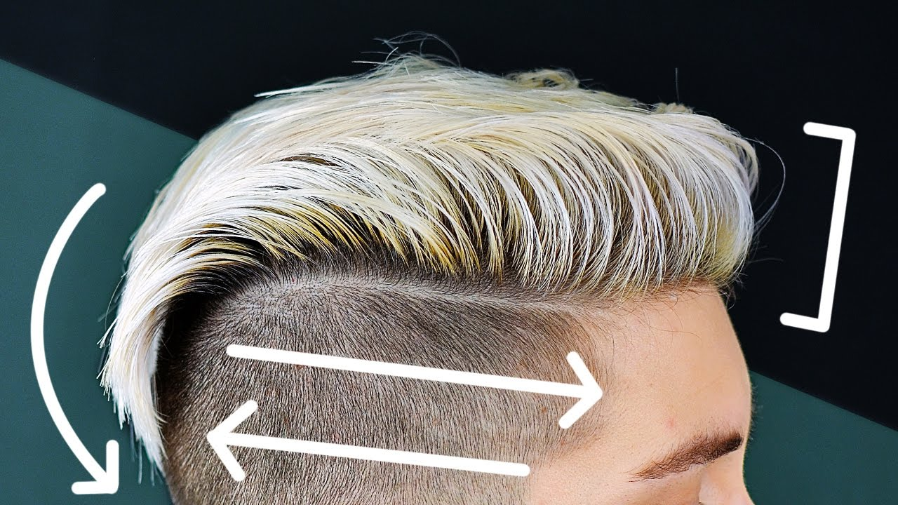 How To Ask For My Haircut // POMPADOUR FADE