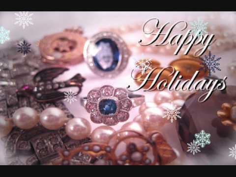 Antique Jewelry Holiday Catalog 2008 Vintage Jewelry