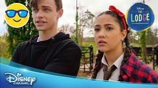 The Lodge   Welcome To The Lodge!   Official Disney Channel UK