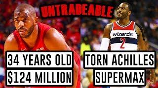 These Are The Most UNTRADEABLE Players In The NBA Right Now