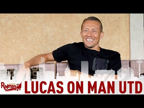 Lucas Leiva On Man United 1-4 Liverpool In 08/09