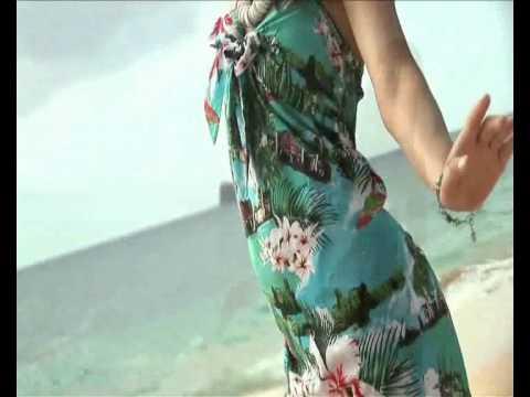 Tamiris Freitas - Yamamay Summer 2011 - Yamhawaii video 2