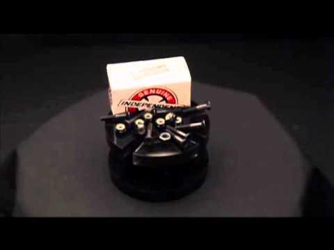Independent Genuine Parts: Hardware Black