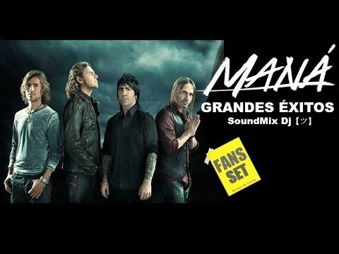 """ Maná "" Grandes Exitos Mix en HD/HQ"