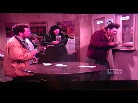 Seinfeld The Subway Chase Scene