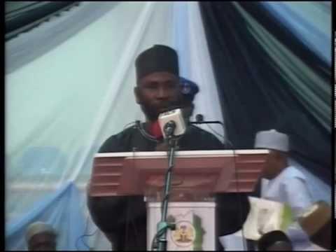 Malam Ahmad Sulaiman (Karatun Al-Kur'ani Mai Girma a Seminan Kaduna)