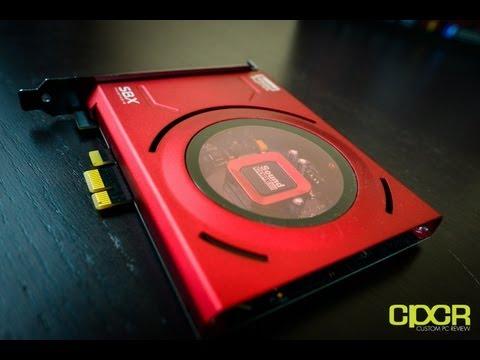 Creative Sound Blaster Z Soundcard Unboxing + Written Review