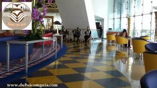 Burj Al Arab - Sahn Eddar: 'Sala de Encontro' - Restaurantes no Dubai com Guia