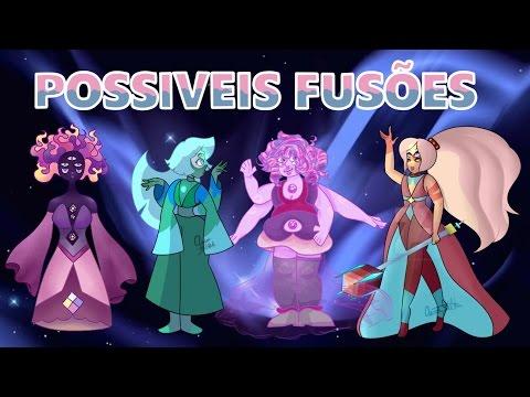 Possíveis Fusões #5(Fan Fusion)-Steven Universo
