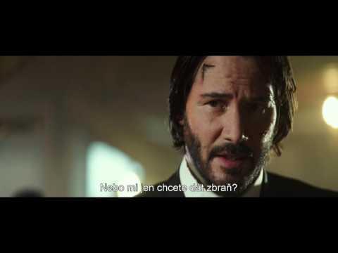 John Wick 2 - trailer s českými titulky letöltés