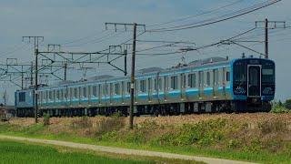 初の相模線用E131系500番台 G-01編成 新津配給/E131-500 series for Sagami line number G-01  transport