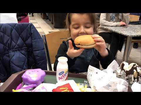 Erica MS - Happy Meal De La McDonalds