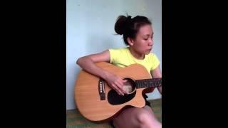 Cho em một ngày- Trang Phạm (Guitar cover)
