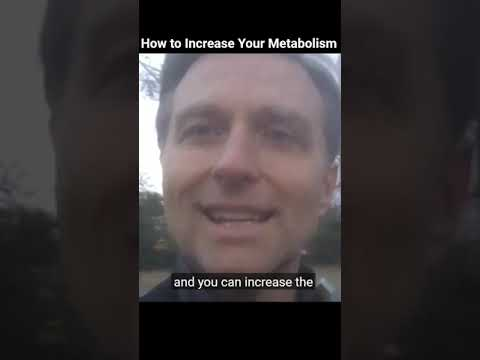 How to SAFELY Increase Your Metabolism