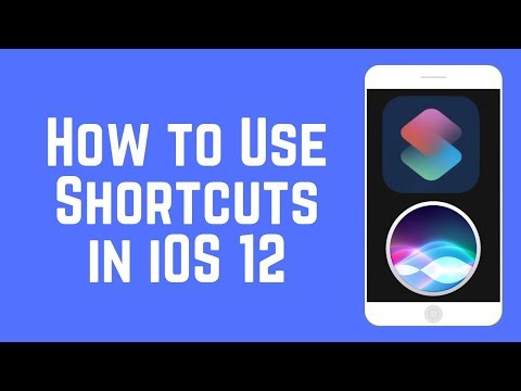 How To Use The Shortcuts App In IOS 12: Add Pre-made Shortcuts Or Make Your Own!