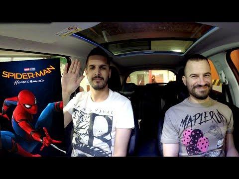 SPOILER CAR: Spiderman Homecoming