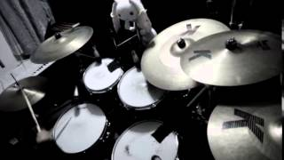 drums cover.