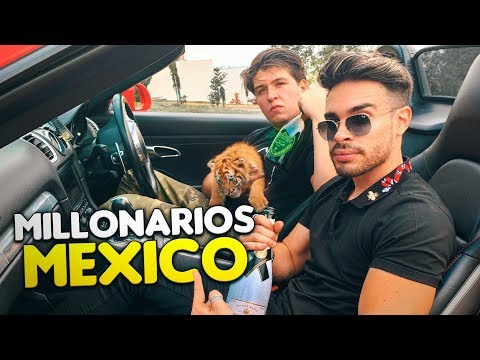 LOS NIOS MILLONARIOS DE MEXICO