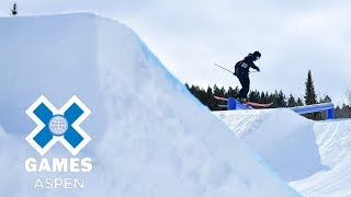 Andri Ragettli wins Men's Ski Slopestyle bronze | X Games Aspen 2018
