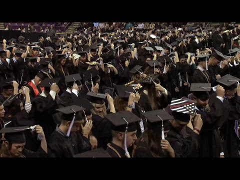 2017 UCCS Fall Commencement