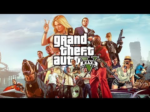 Grand Theft Auto V Online - PS4. On The Road To 200 Sub's