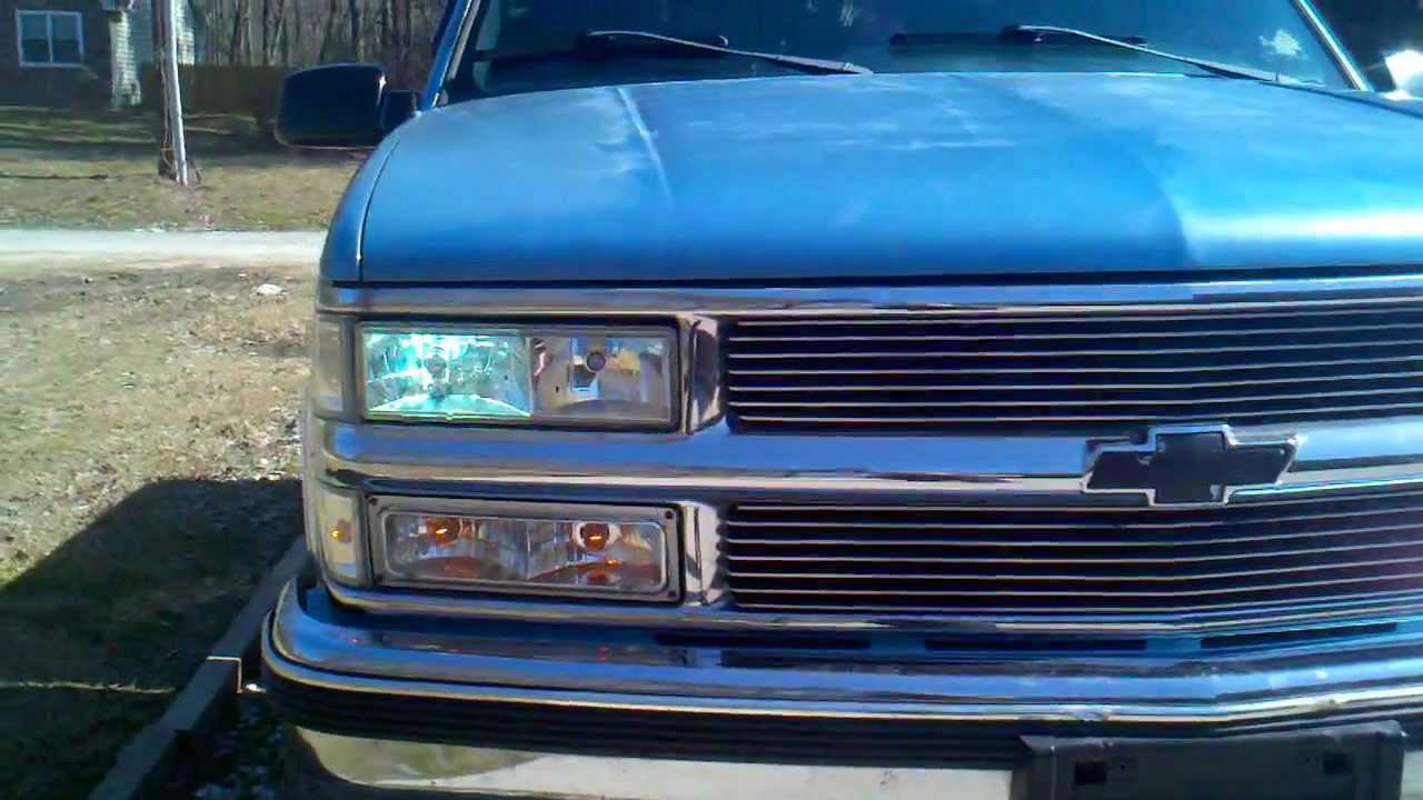 My Lifted 95 Chevy Youtube 1995 Custom Trucks