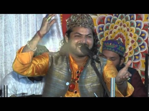 Amazing Qawwali in URS function by Junaid Sultani and Shaheen - Shabnam (Part 3/3)
