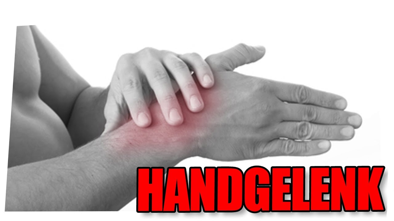 TENS bei Handgelenkschmerzen
