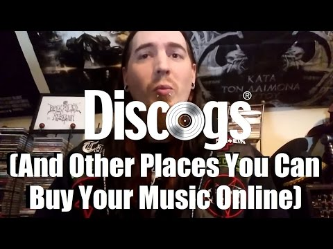 Discogs (And Other Places You Can Buy Your Music Online)