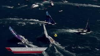 Volvo Ocean Race. В Кейптауне стартовал 3-й этап кругосветной регаты