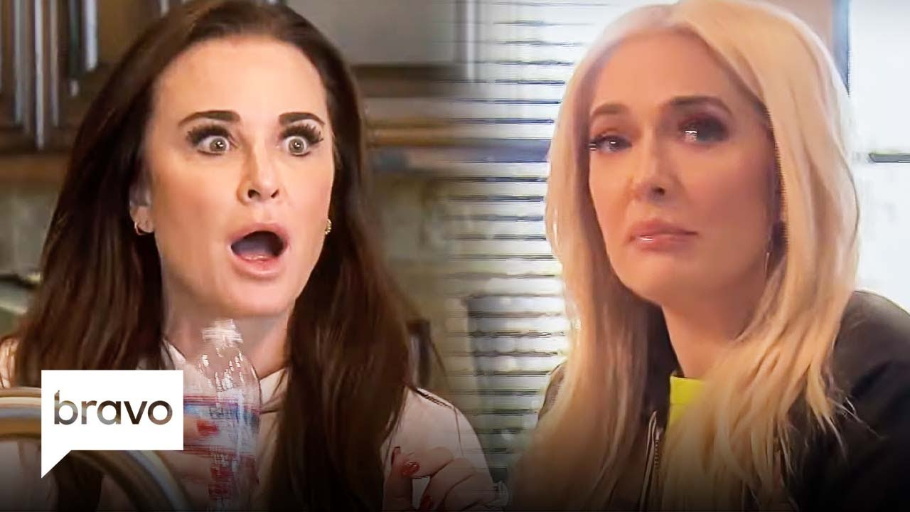 The Housewives Play Detective to Find Erika's Mystery La Quinta Home | RHOBH Highlight (S11 E11)