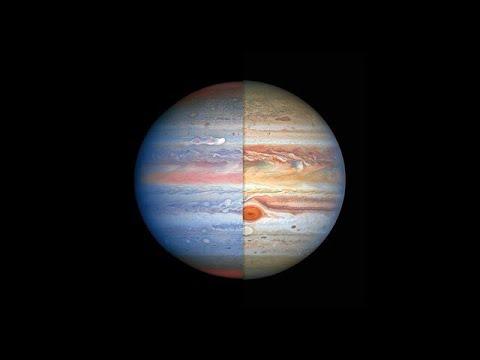 Hubble's New Views of Jupiter - HubbleESA
