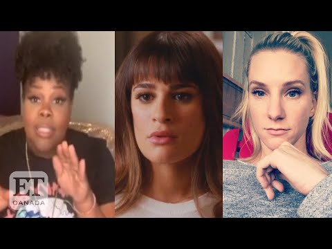As New Accusations From Heather Morris Come Out, Lea Michele Is ...