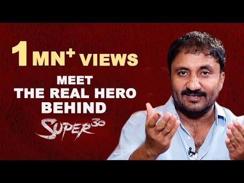 Anand Kumar On Why He Chose Hrithik Roshan For Super 30 Mp3