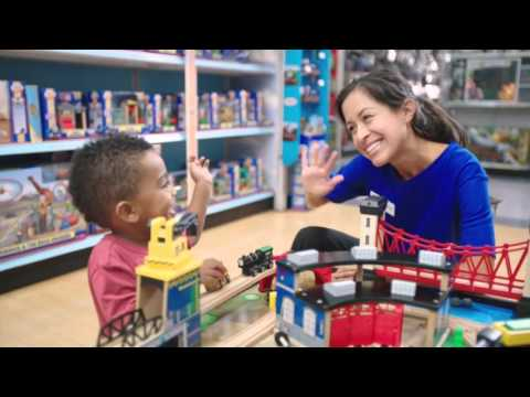 Toys'R'Us - C'mon Let's Play