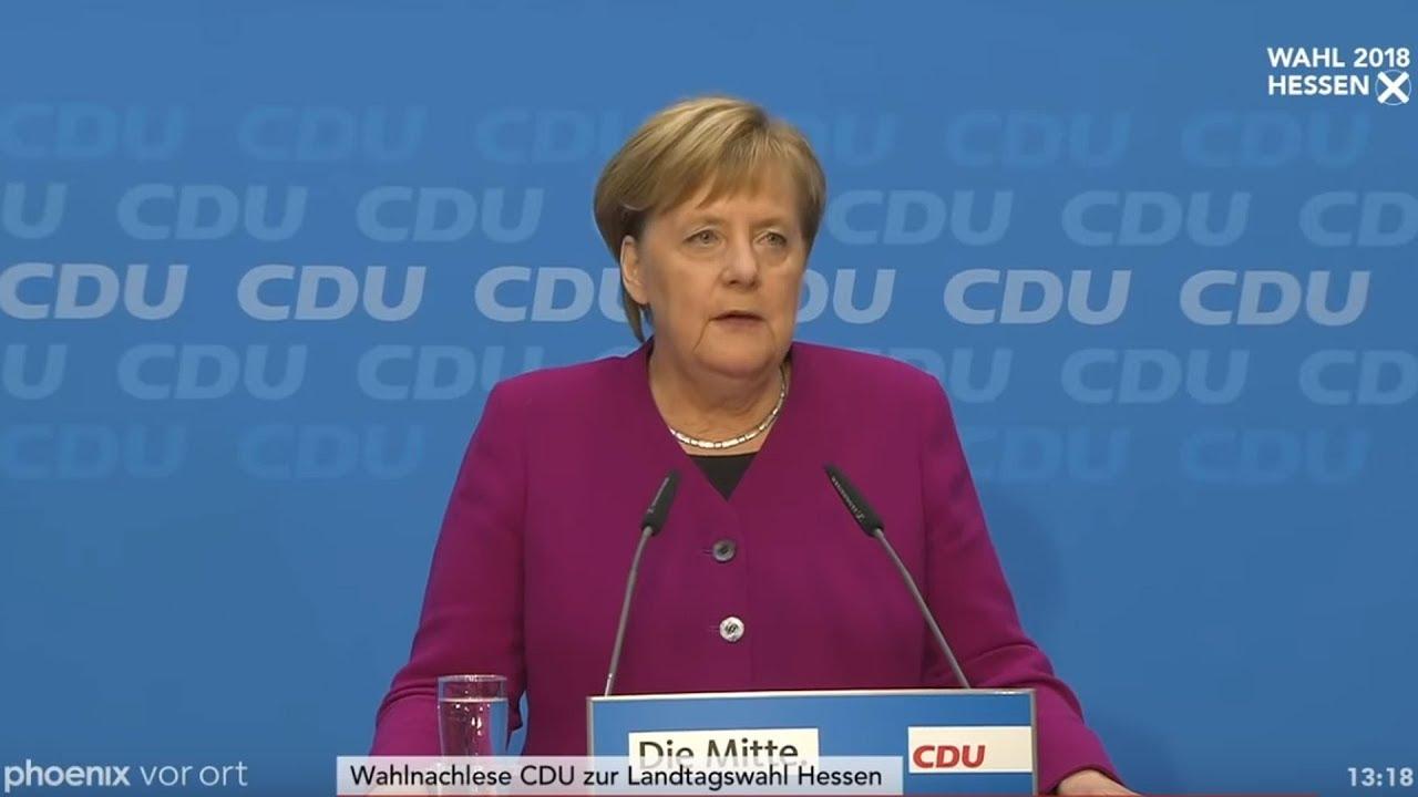 Hessen Pressekonferenz