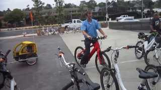 San Diego Electric Bike Hosts the Kilowatt Hour E-bike Ride
