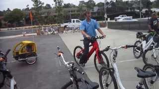 San Diego Electric Bike Hosts the Kilowatt Hour E-bike Ride