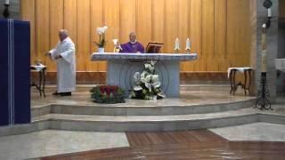 S. MESSA 2011-12-15 CRISTO RE Martina F. P. Eugenio Caputi.wmv