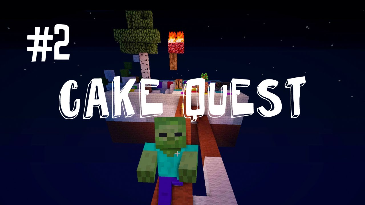 DEFEND THE CAKE! - CAKE QUEST (EP.2) - YouTube