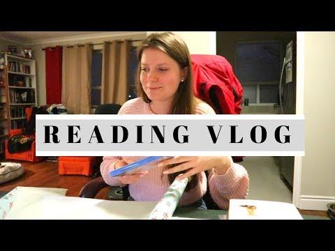 READING VLOG, Video Game haul
