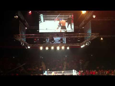 """Remy Bonjasky vs Anderson """"Braddock"""" Silva (Round 3)"""