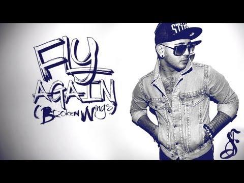 Danny Fernandes - Fly Again (Broken Wings) [Lyric Video]