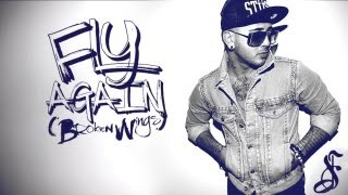 Danny Fernandes - Fly Again (Broken Wings) [Lyric Video]
