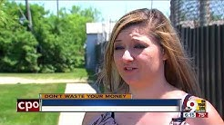 Car catches fire, single mom still owes $6,000